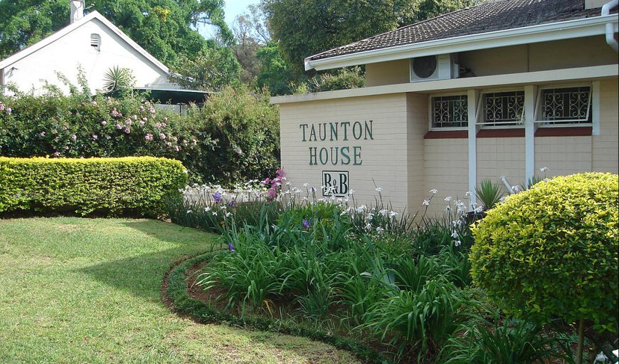Taunton House in Wembly, Pietermaritzburg, KwaZulu-Natal , South Africa