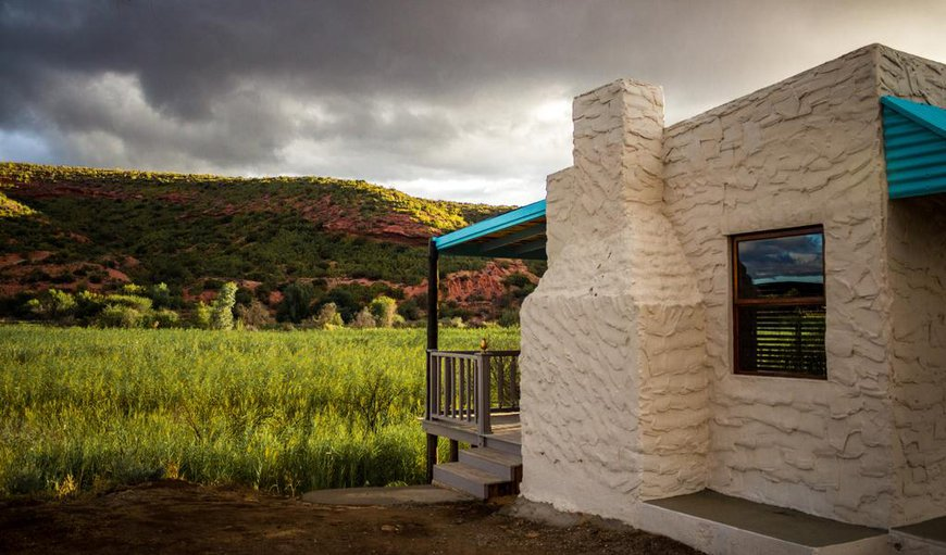 Kannaland Cottage in Oudtshoorn, Western Cape, South Africa