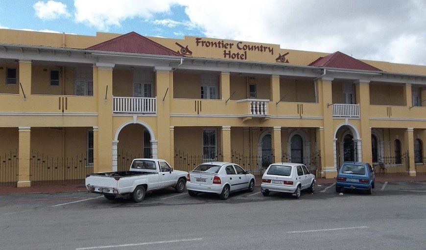 Frontier Country Hotel in Grahamstown, Eastern Cape, South Africa