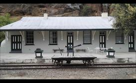Calitzdorp Railway Station image