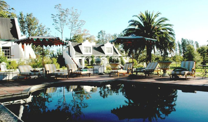 Kurland Hotel in The Crags, Plettenberg Bay, Western Cape, South Africa