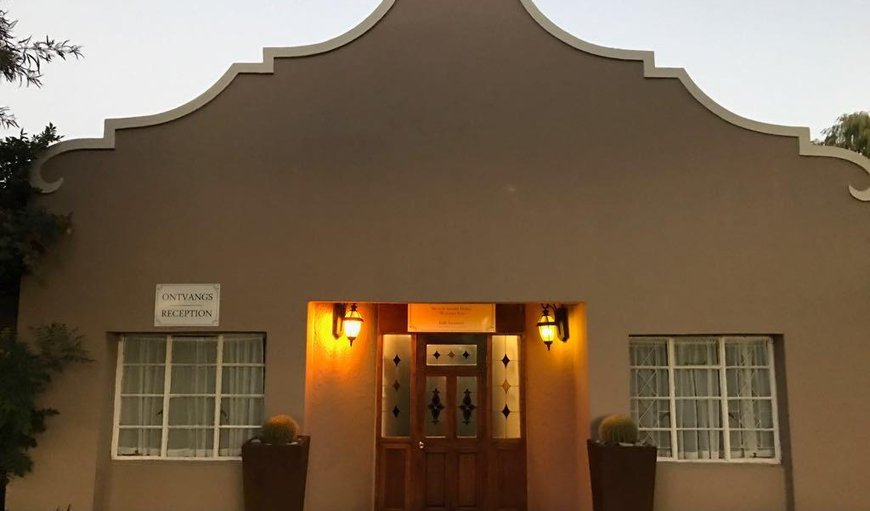 Welcome in Colesberg, Northern Cape, South Africa