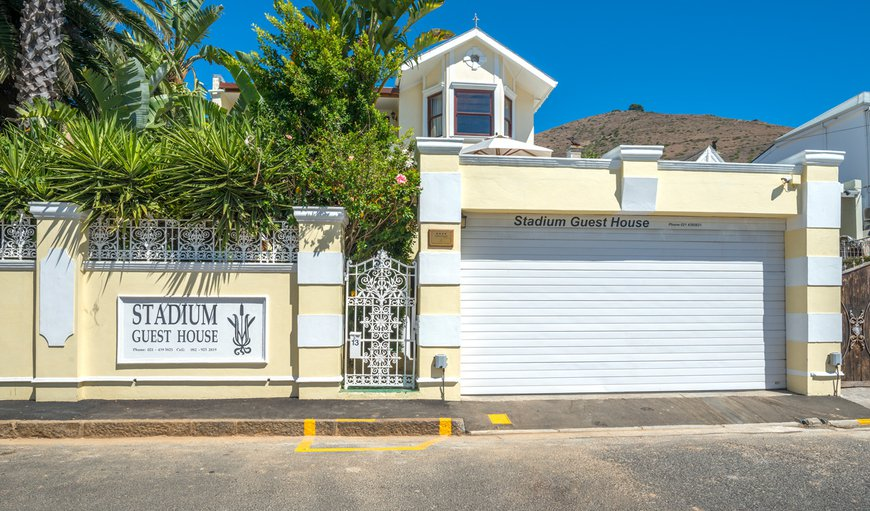 Stadium Guest House in Green Point, Cape Town, Western Cape, South Africa