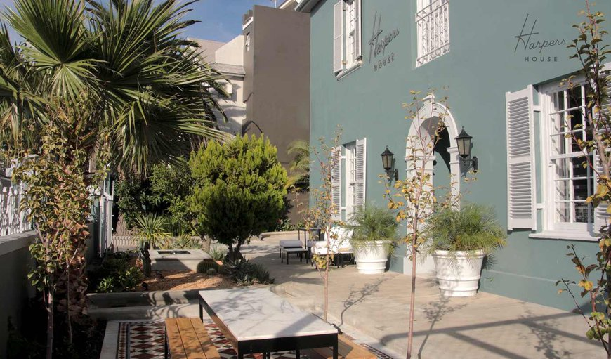 Harpers House in Green Point, Cape Town, Western Cape, South Africa