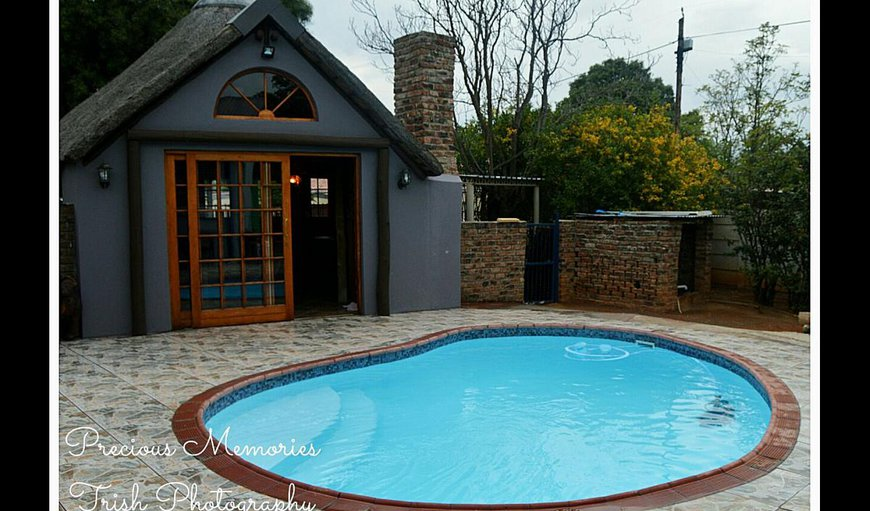 Welcome to Blue Diamond Guest House. in Koffiefontein, Free State Province, South Africa