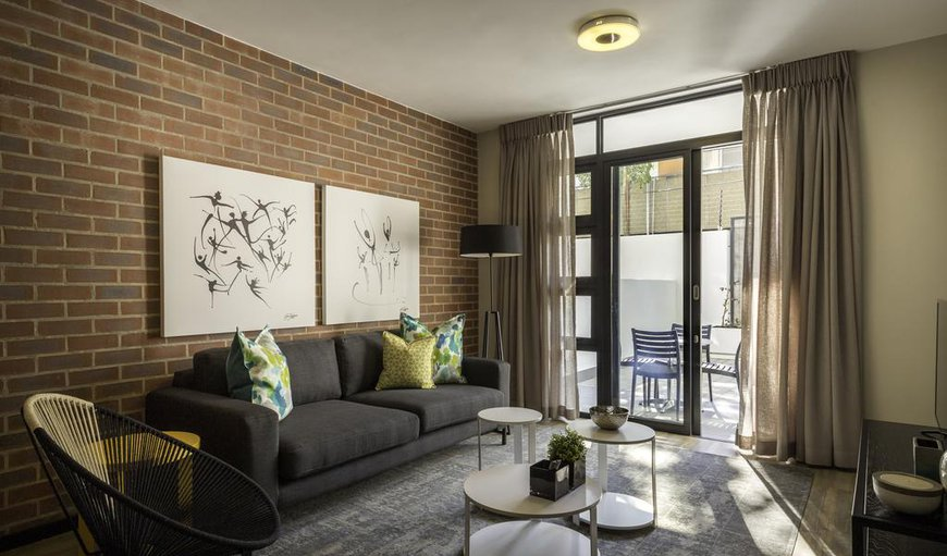 Two-Bedroom Apartment in Rosebank JHB, Johannesburg (Joburg), Gauteng, South Africa