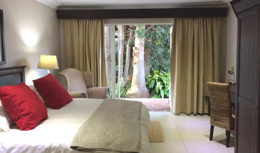 Luxury Twin/King Room with garden view in Polokwane, Limpopo, South Africa
