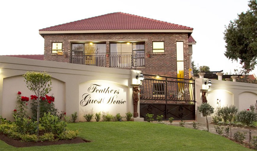 Welcome to Feathers Guesthouse in Middelburg (Mpumalanga), Mpumalanga, South Africa