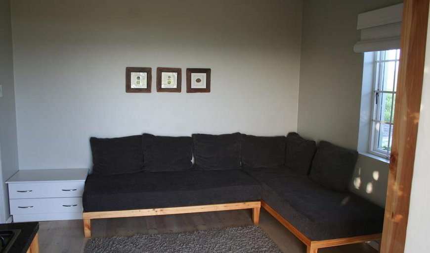 In the lounge is a sofa bed which could be used by 2 kids ( not suitable for adults )