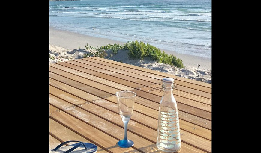 Welcome to Rooisee  in Yzerfontein, Western Cape, South Africa