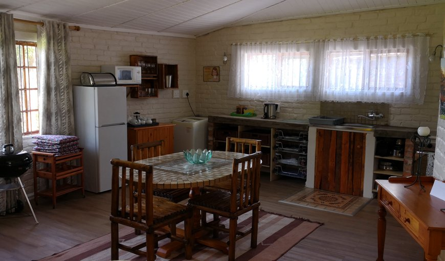 Kitchen - Loerie  in Hogsback, Eastern Cape, South Africa