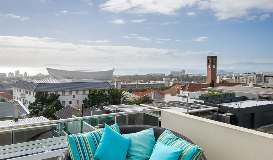 Ocean View Villa in Green Point, Cape Town, Western Cape, South Africa