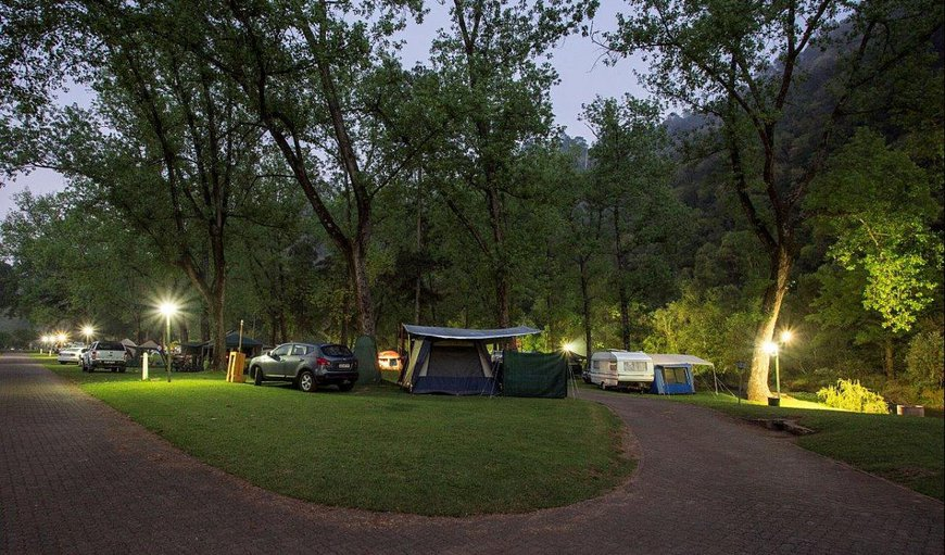 Caravan and Camping Sites in Sabie, Mpumalanga, South Africa