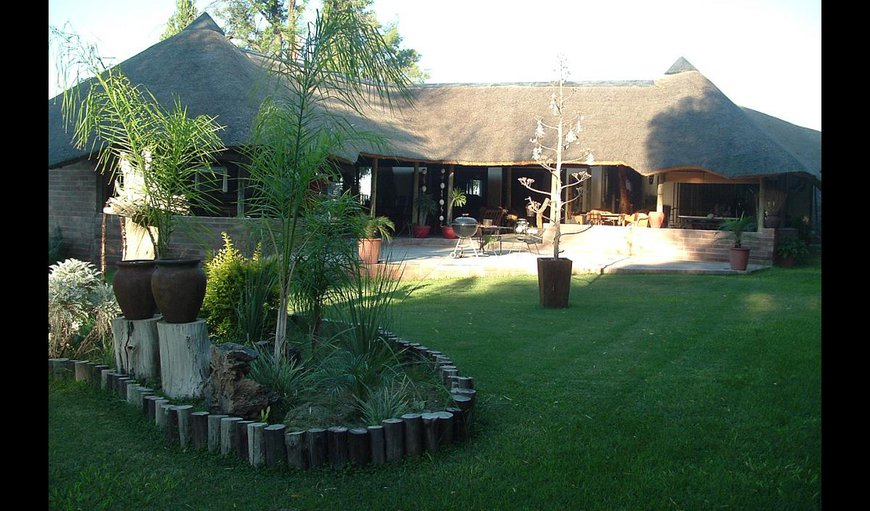 Kokerboom Lodge in Keimoes, Northern Cape, South Africa