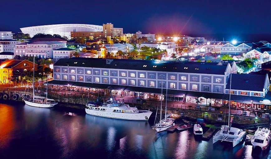 Jackie O - Classic Luxury Yacht & Boutique Hotel in V&A Waterfront, Cape Town, Western Cape , South Africa