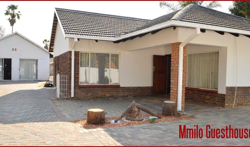 Mmilo Guesthouse in Polokwane, Limpopo, South Africa