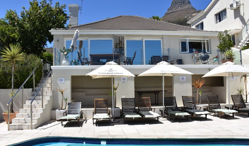 Welcome to Kloof Boutique Hotel in Fresnaye, Cape Town, Western Cape, South Africa