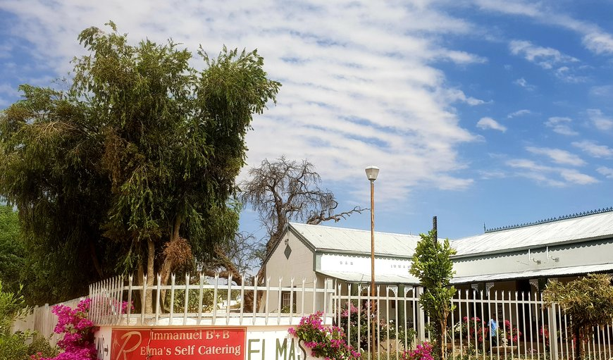 Welcome to Immanuel B&B in Kenhardt, Northern Cape, South Africa