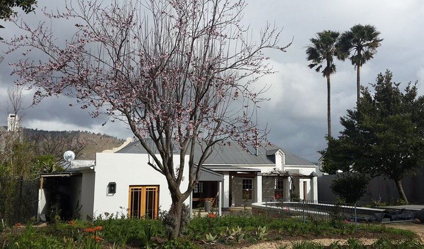 La Chouette in Franschhoek, Western Cape , South Africa