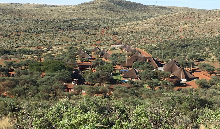 Red Sands Country Lodge in Kuruman, Northern Cape, South Africa