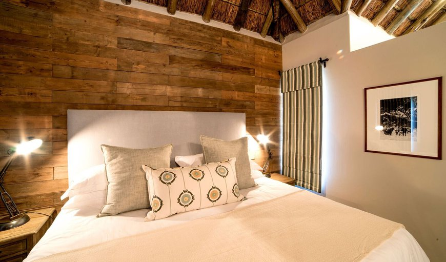 The rooms are luxuriously furnished and has crisp percale cotton linen