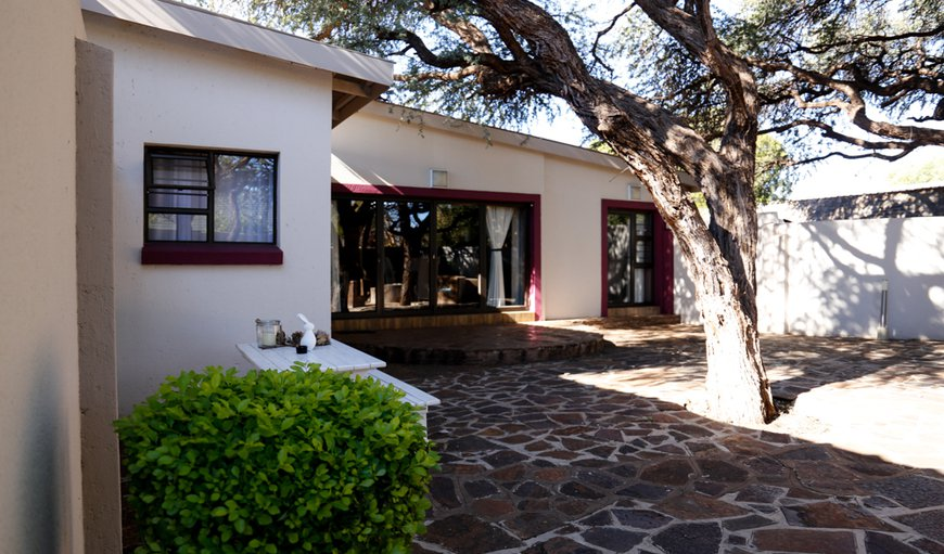 Welcome to The Hedge Guesthouse in Kuruman, Northern Cape, South Africa