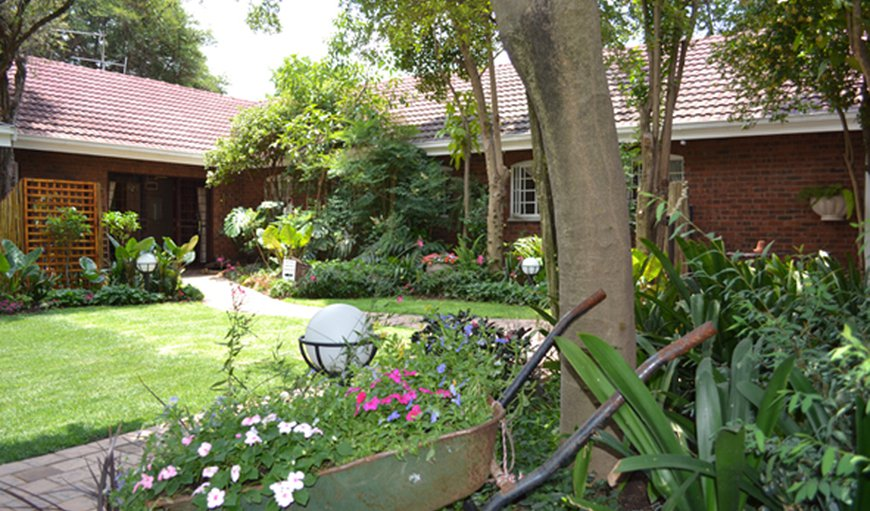 Mmuthlwa Lodge in Midrand, Gauteng, South Africa