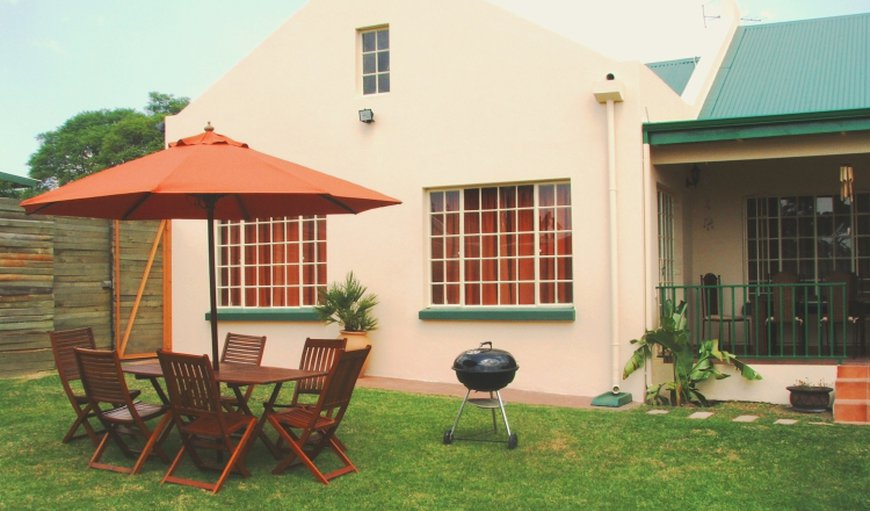 The Rustic Deck Lodge in Midrand, Gauteng, South Africa