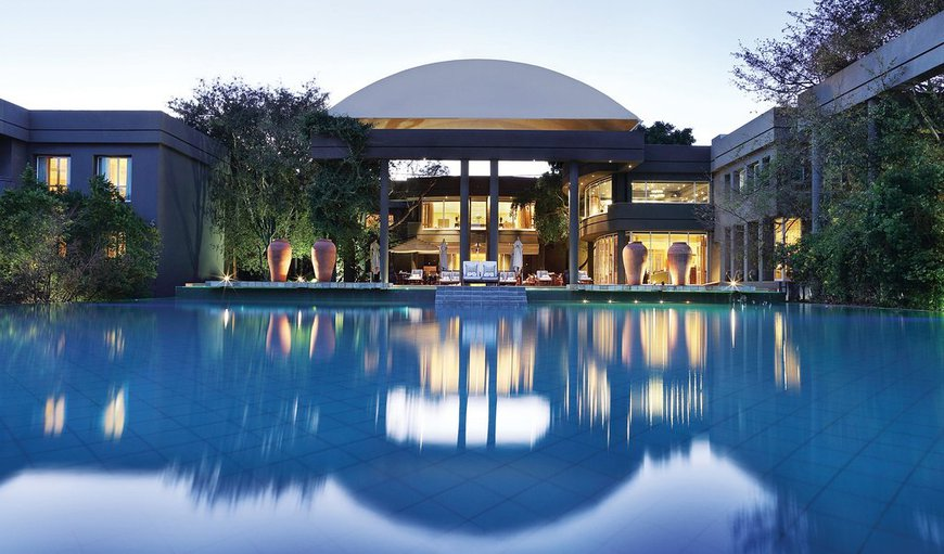 Get the celebrity treatment with world-class service at Saxon Hotel, Villas & Spa! in Sandhurst, Johannesburg (Joburg), Gauteng, South Africa