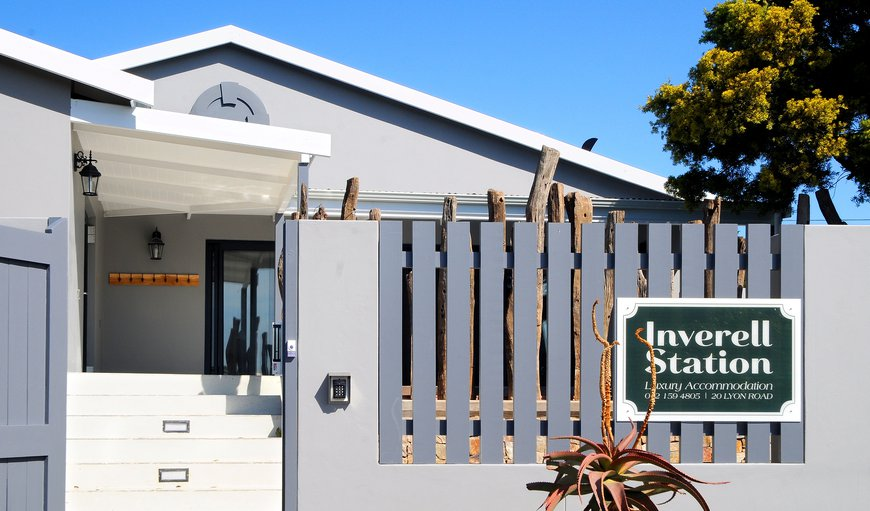 Welcome to Inverell Station in Kenton-on-sea, Eastern Cape, South Africa
