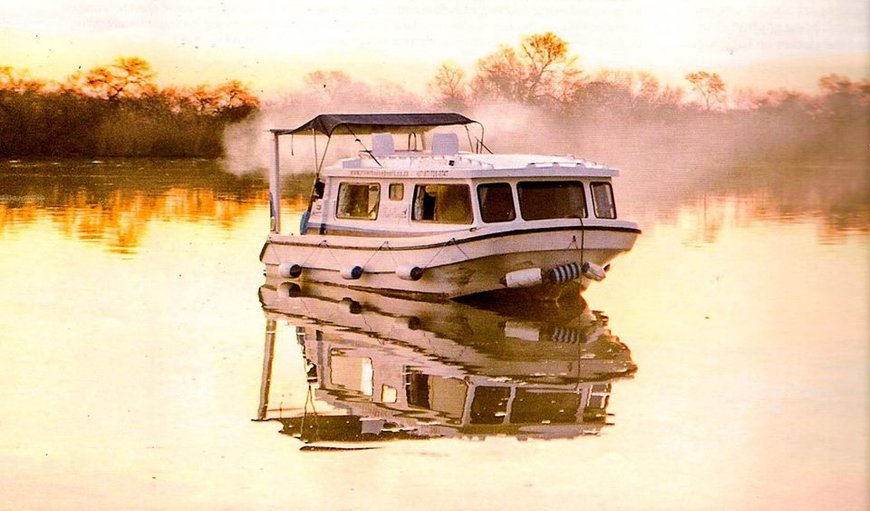 Welcome to Old Willow No.7 Houseboat Charters. in Vanderbijlpark, Gauteng, South Africa