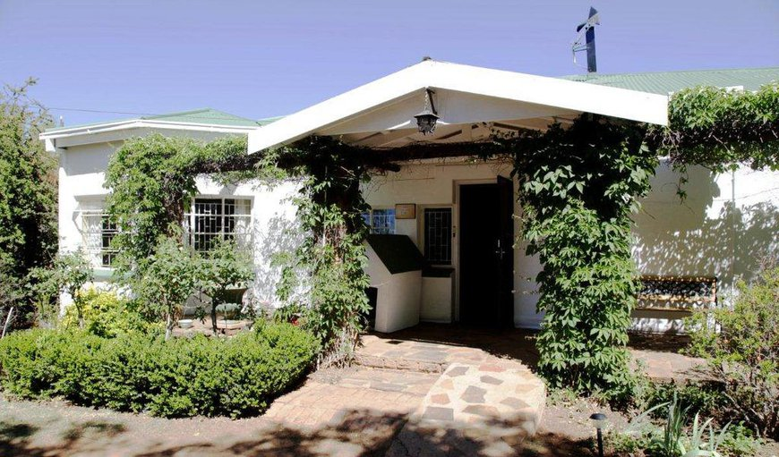 Welcome to Springfontein House in Springfontein, Free State Province, South Africa