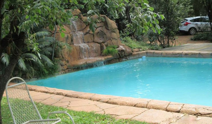 Swimming pool for guests in Hartbeespoort Dam, Hartbeespoort, North West Province, South Africa
