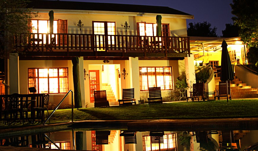 Welcome to Golf and Garden Guesthouse! in Somerset West, Western Cape , South Africa