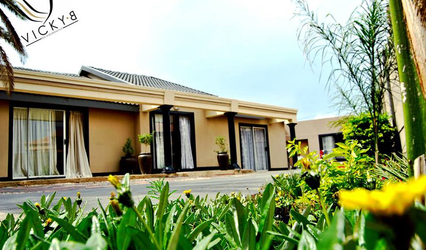 Welcome to Vicky B Bed and Breakfast. in Rustenburg, North West Province, South Africa