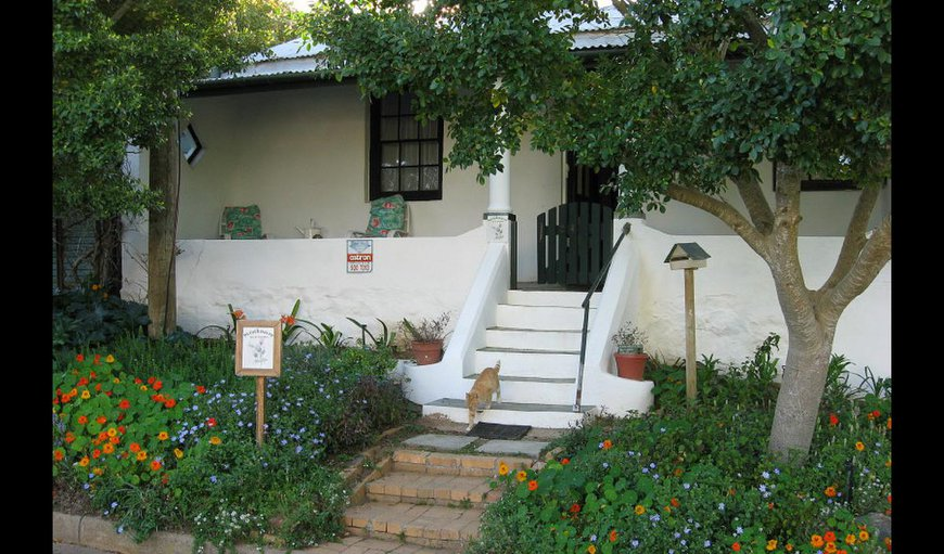 Strathnaver Cottage in Darling, Western Cape , South Africa