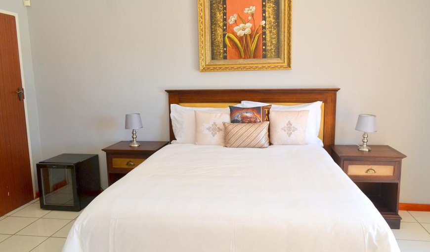 Our double room has a double bed with en-suite