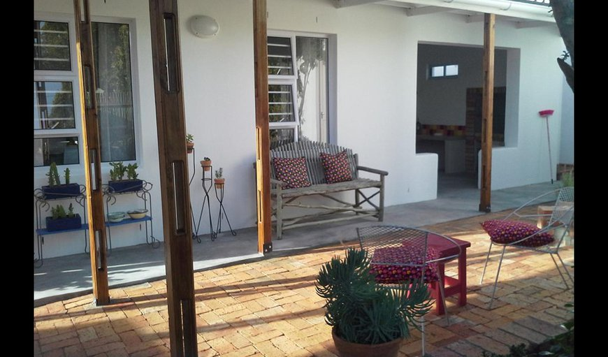 Just Darling Cottage Bed & Braai in Darling, Western Cape, South Africa