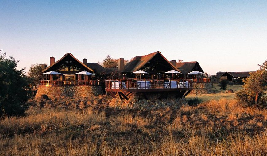 Mateya Safari Lodge in Madikwe Reserve, North West Province, South Africa