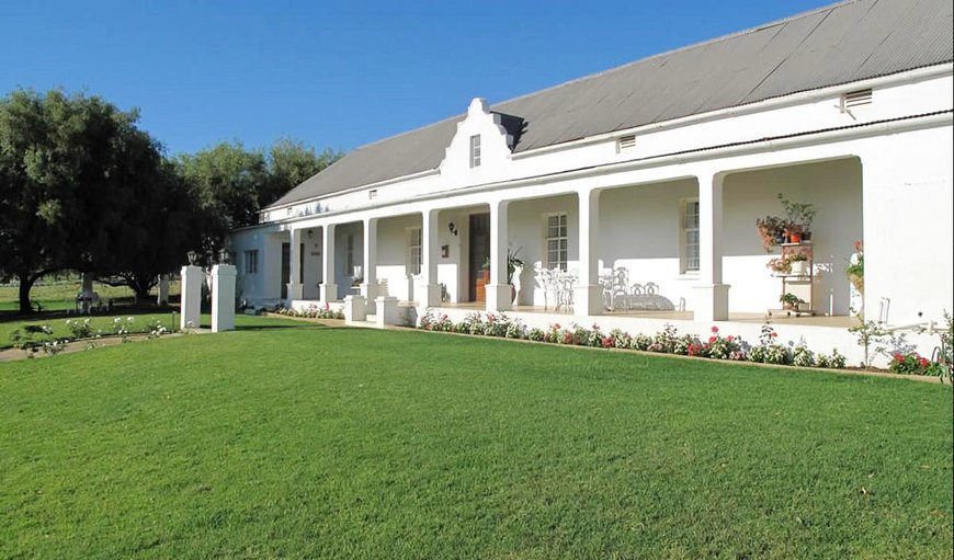 Welcome to Klein Eikeboom- Family-friendly, authentic farm stay in the Cape Winelands. in Hermon , Western Cape, South Africa