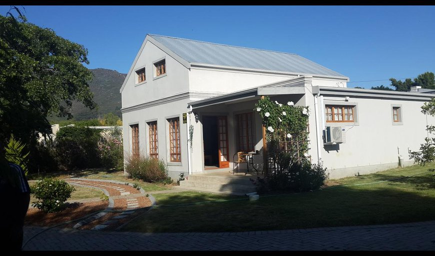 Pro Tempore in Riebeek Kasteel, Western Cape , South Africa
