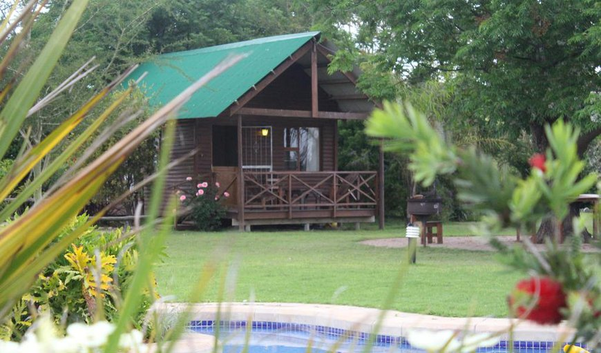 Welcome to the stunning Lenmore Chalets in Addo in Addo, Eastern Cape, South Africa