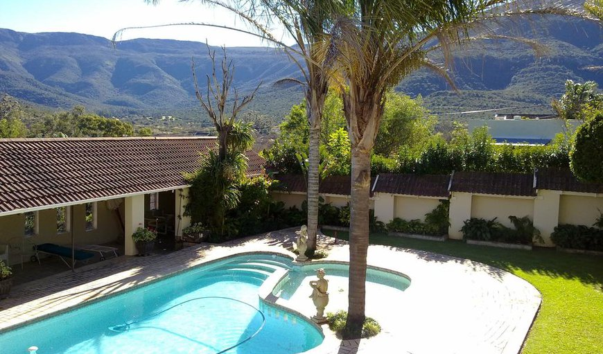 Welcome to the tranquil Aloma House in Somerset East, Eastern Cape, South Africa