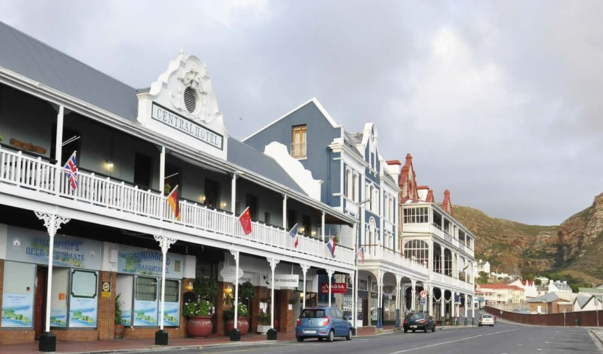 Central Hotel Guest House in Simon's Town, Cape Town, Western Cape , South Africa