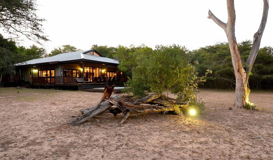 Welcome to Umthiba Bush Lodge. in Hluhluwe, KwaZulu-Natal , South Africa