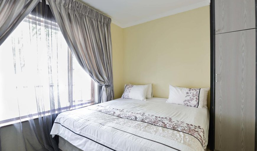 The standard double room has a King-sized bed which can be split in two 3/4 beds