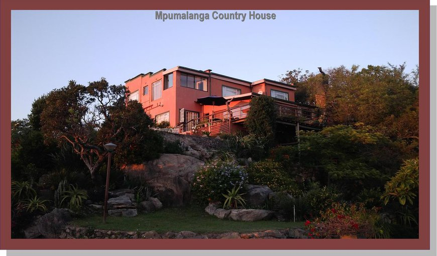 Mpumalanga Country House in Nelspruit, Mpumalanga, South Africa