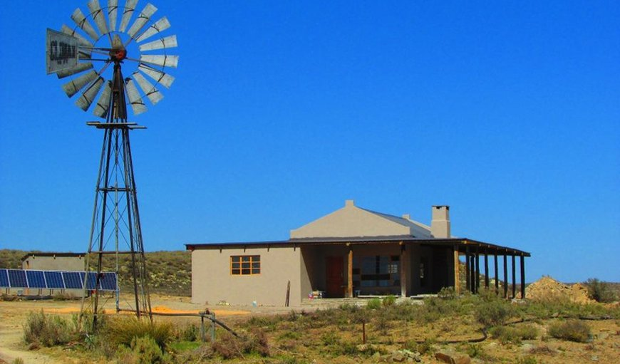 The Waenhuis in Sutherland, Northern Cape, South Africa