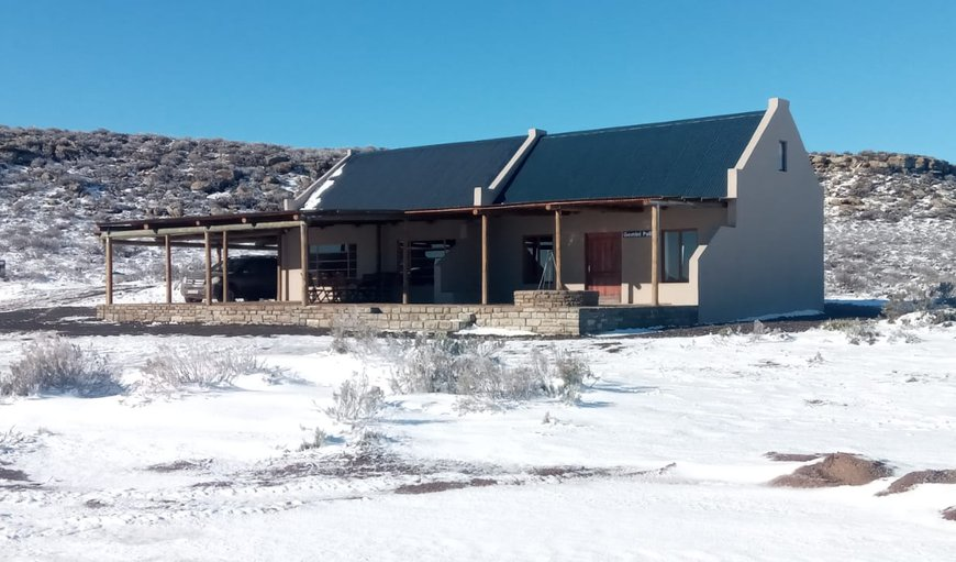 Rogge Cloof in Sutherland, Northern Cape, South Africa