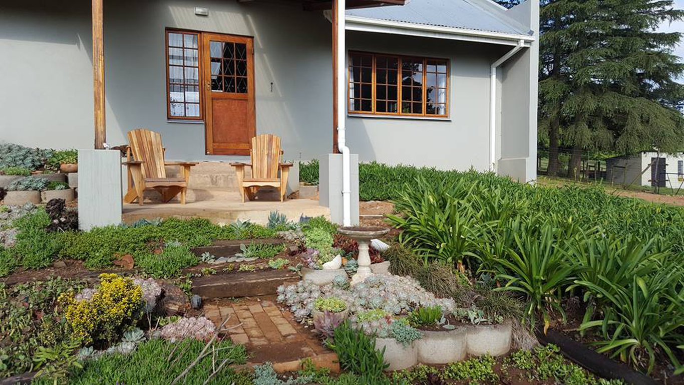 Mamagalleri Cottage in Dargle, Howick, KwaZulu-Natal , South Africa